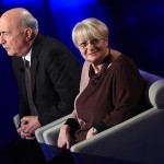 Giuliana Longari e Ludovico Peregrini