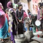 India: crisi idrica