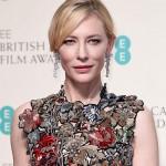 La regale: Cate Blanchett