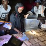 Nigeria: sfoglio dei voti per le elezioni