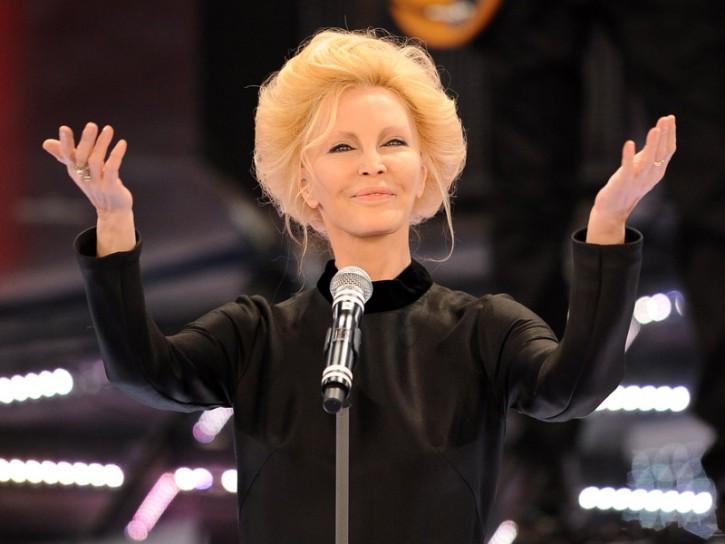 Patty Pravo a Sanremo 2011