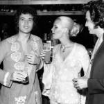 Patty Pravo con Lucio Battisti e Little Tony