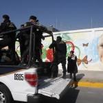 Polizia in Messico