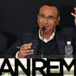 Sanremo 2016 Carlo Conti