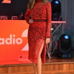 Sanremo 2016 Madalina Ghenea party