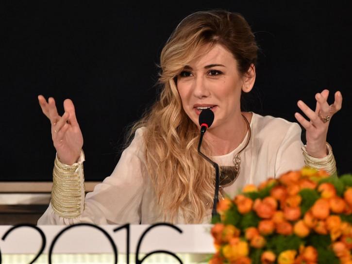 Sanremo 2016 Virginia Raffaele