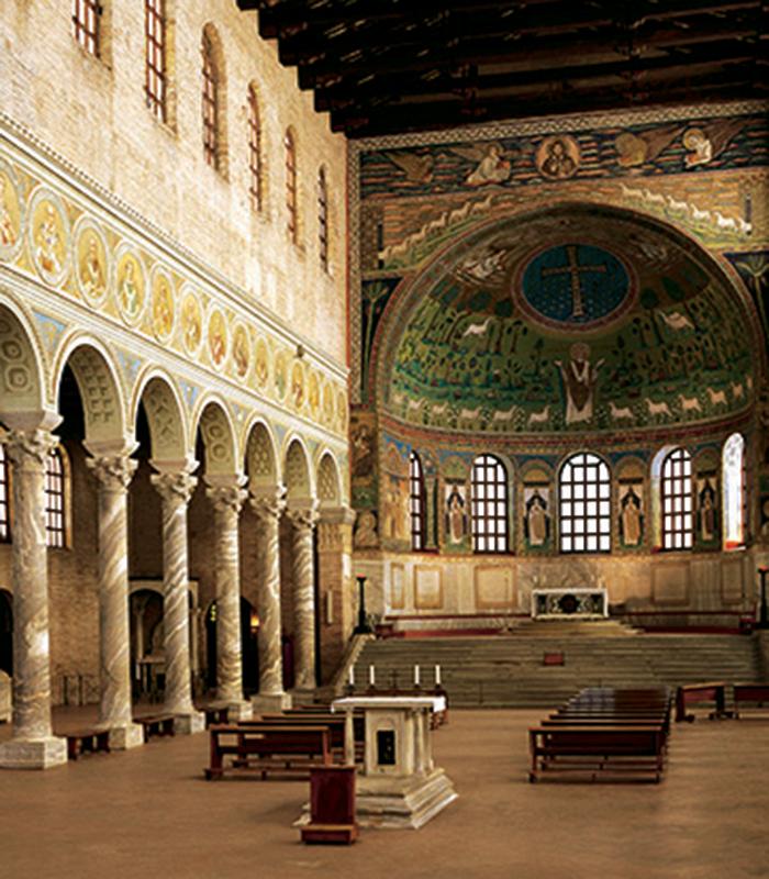 Sant'Apollinare in Classe a Ravenna