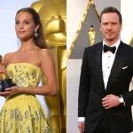 Si può vincere un Oscar e baciare Fassbender in una sola sera