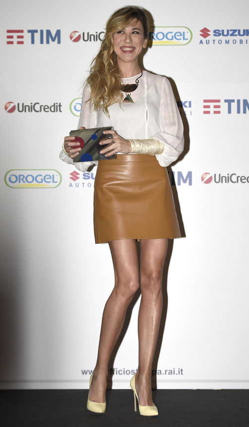 Virginia Raffaele Sanremo 2016 10