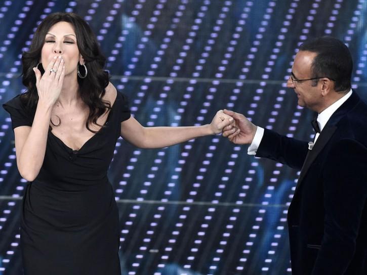 Virginia Raffaele Sanremo 2016 3