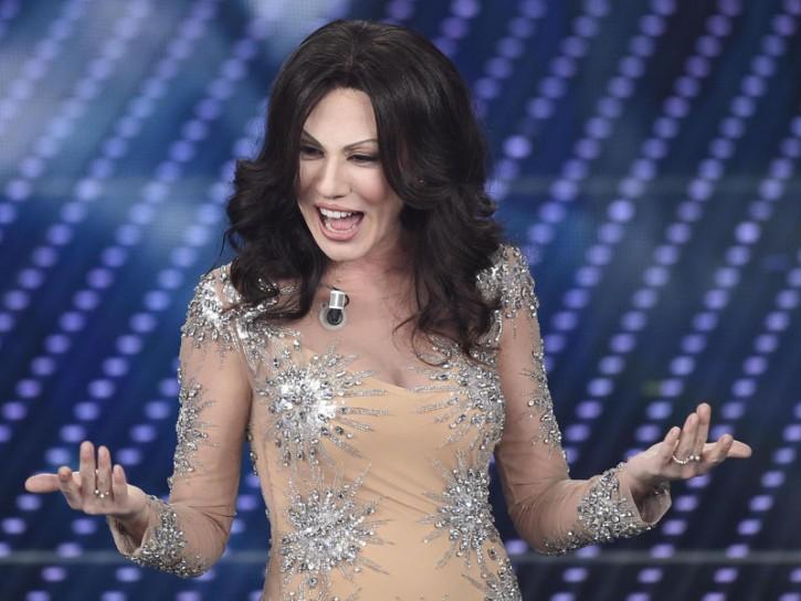 Virginia Raffaele Sanremo 2016 8