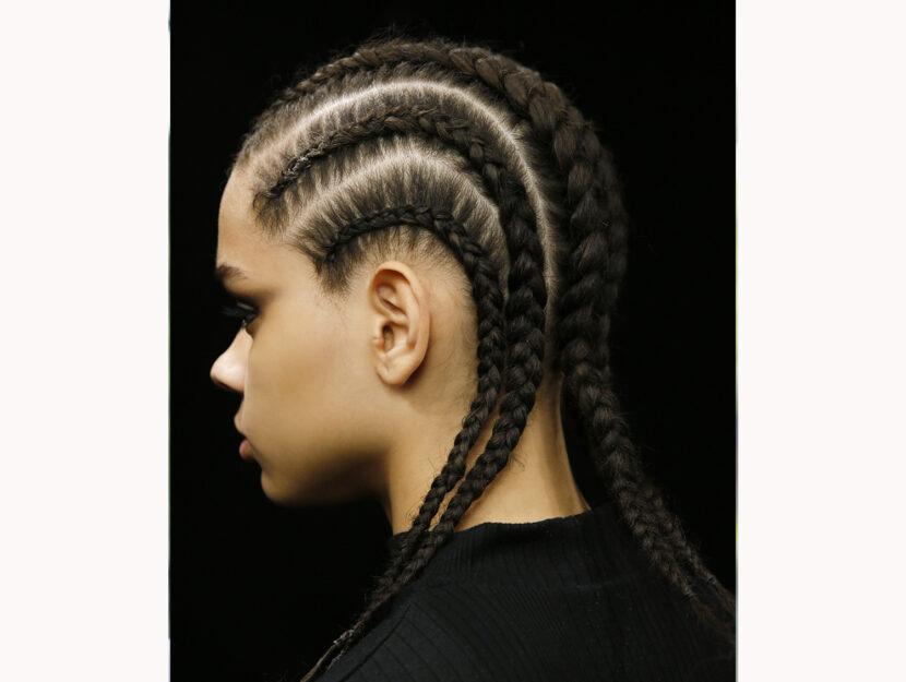 Boxer braids: le doppie trecce attaccate alla testa fanno ...