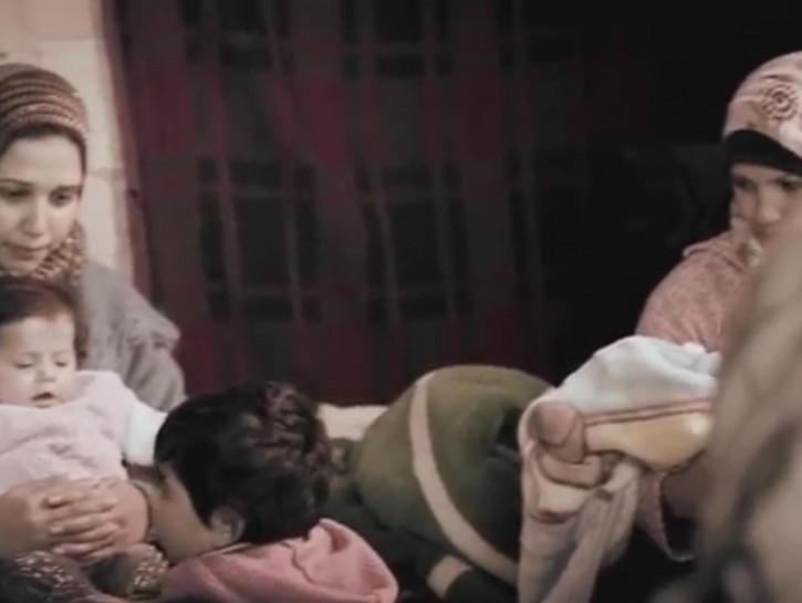 Siria guerra donne bambini
