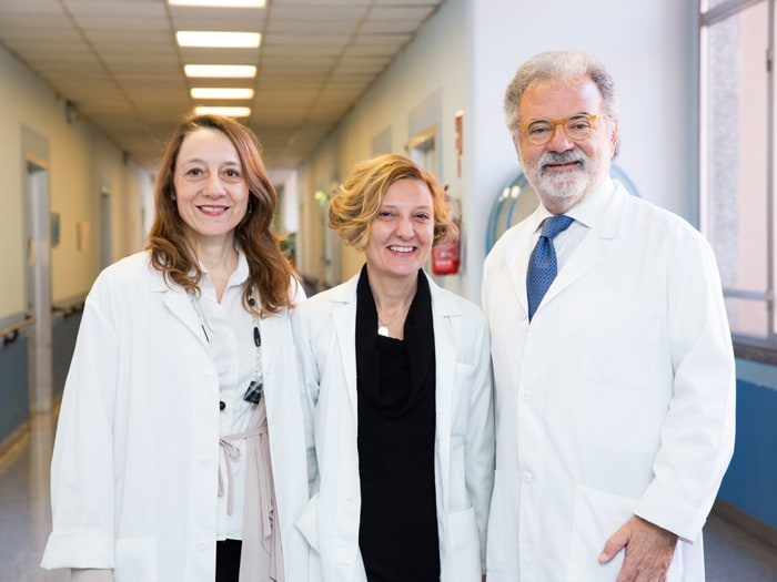 dottor Mencacci equipe