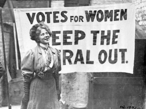70 anni di voto alle donne