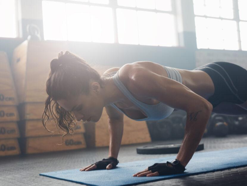 tabata training fitness allenamento