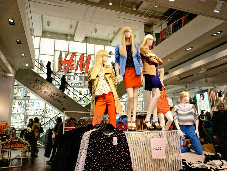 Store low cost H&M