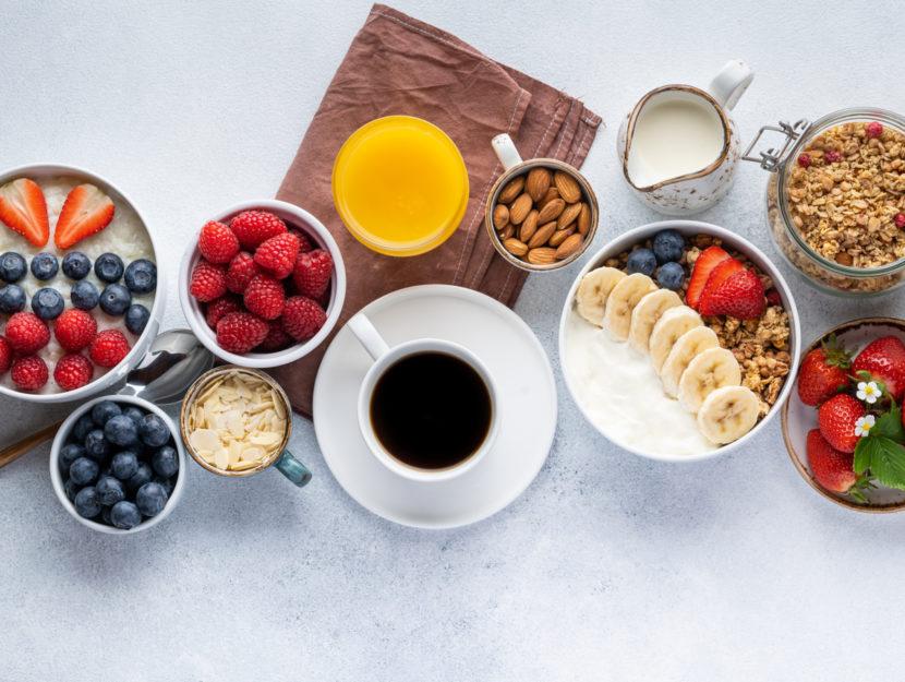 5 idee di colazione detox
