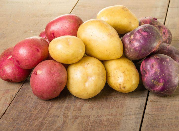 La dieta delle patate, due giorni per sgonfiarsi