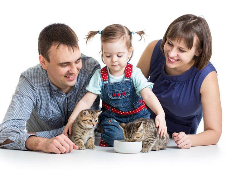 Insegnare ai bambini ad amare gli animali rappresenta un momento fondamentale nel processo educativo