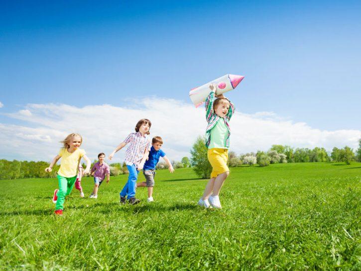 Fare geocaching con i bambini