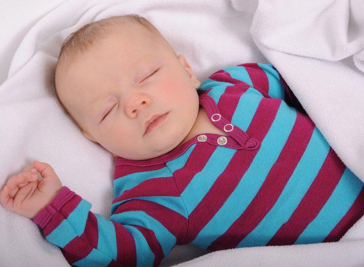 I rituali per la nanna del bebé