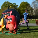 Angry Birds a Londra