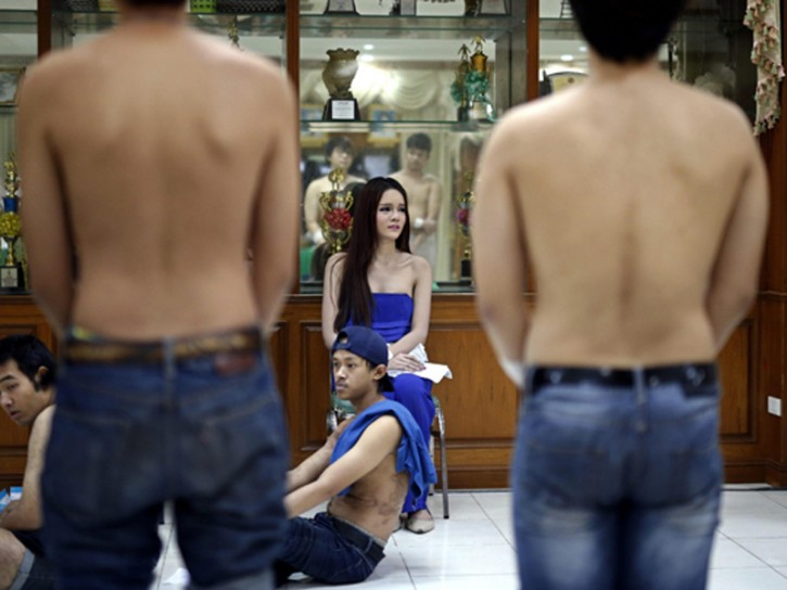 Bangkok transgender