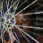 Bici contro la povertà in Sudafrica