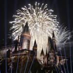 Hogwarts Universal studios