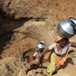 India siccità