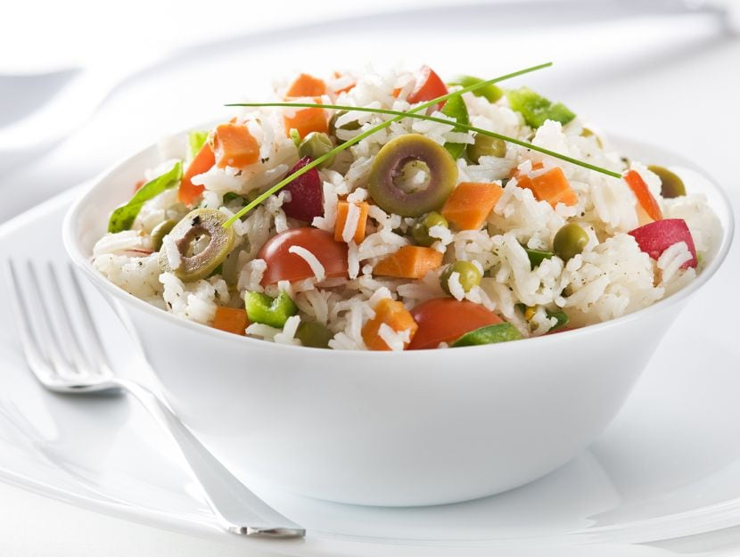 Insalata di riso: ricetta classica