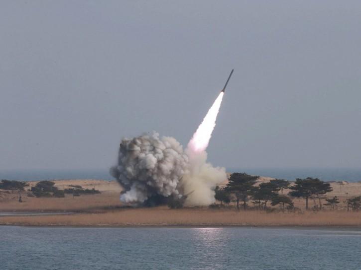 Pyongyang missili