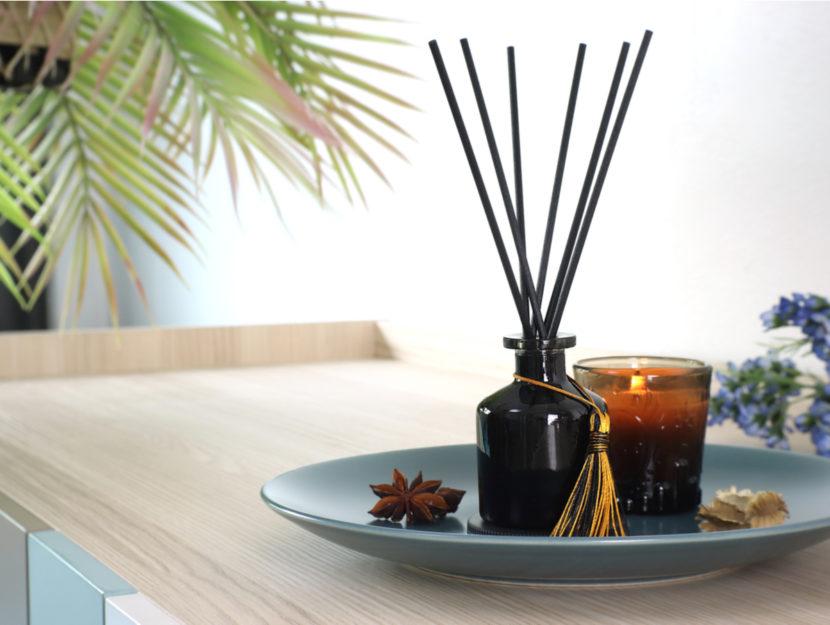 profumi naturali per la casa