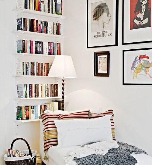 12 Idee Per La Tua Libreria Donna Moderna