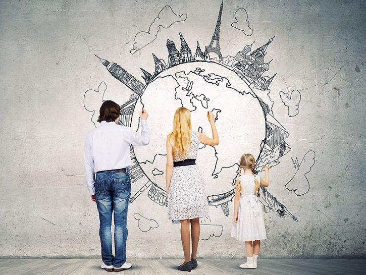 I documenti per viaggiare con i bambini all'estero Anche i bambini per viaggiare in Italia e, all'e
