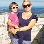 Elisabetta Piccinini, 38 anni, insegnante di Milano