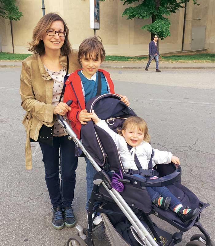 Isabella Colombo, 40 anni, giornalista di Modica (RG)