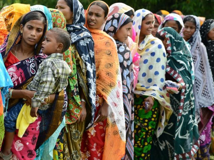 Votazione west Bengala