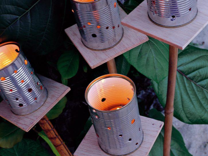 Riciclo creativo: idee fai da te per il giardino