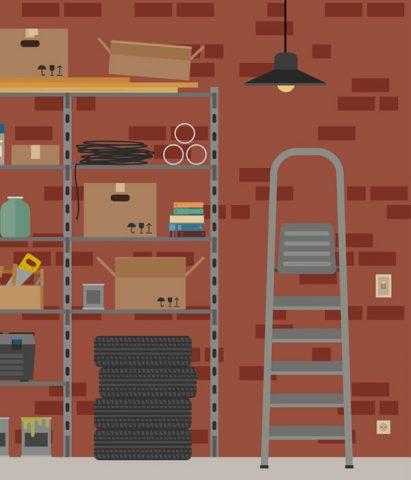 Quante volte ci capita di accumulare gli oggetti più inutili della casa in garage? O di trascurare