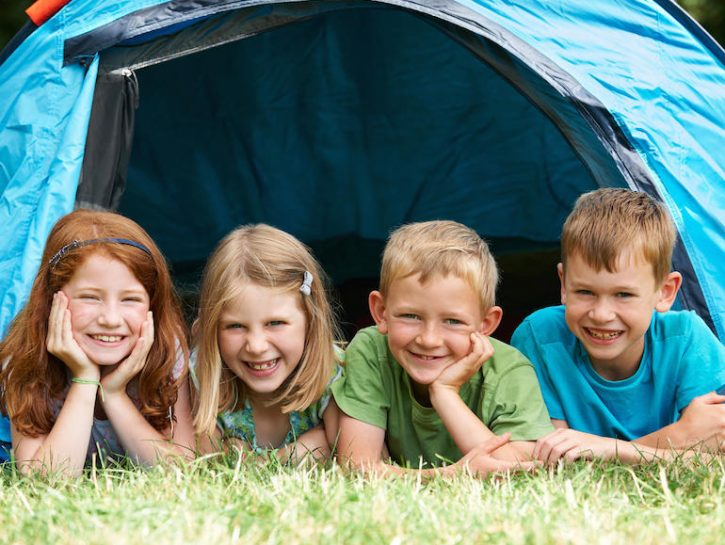 Centri estivi: i benefici per i bambini