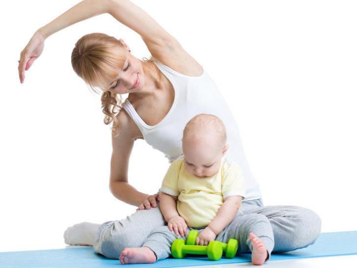 Snellire la pancia dopo la gravidanza