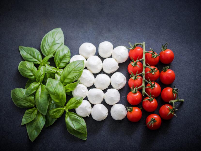 ricette tricolori per tifare italia