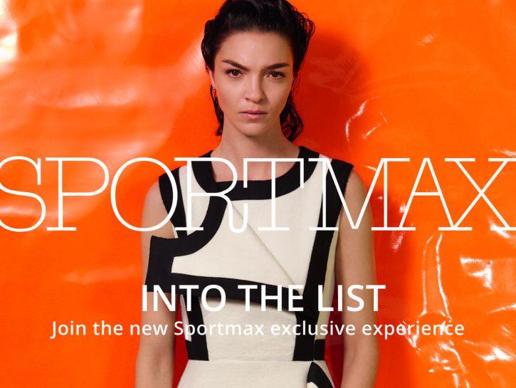 Sportmax Into the list 2016