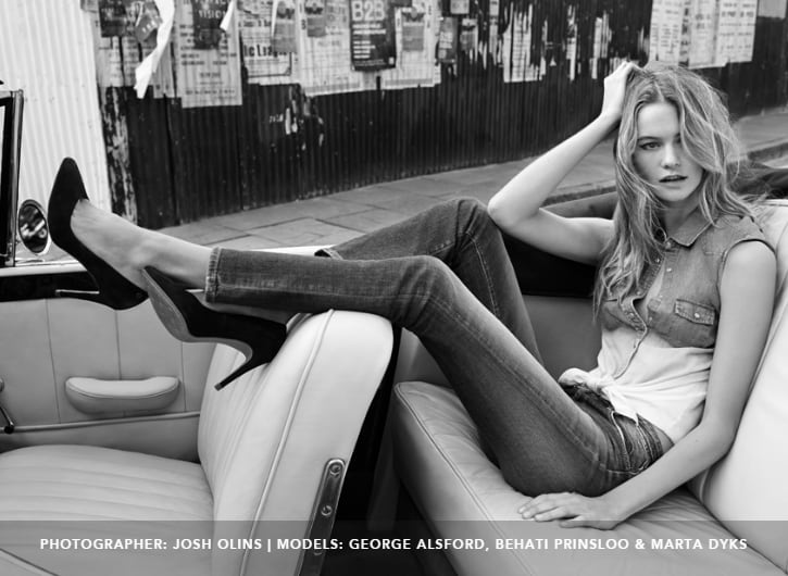 Pepe Jeans campagna SS14