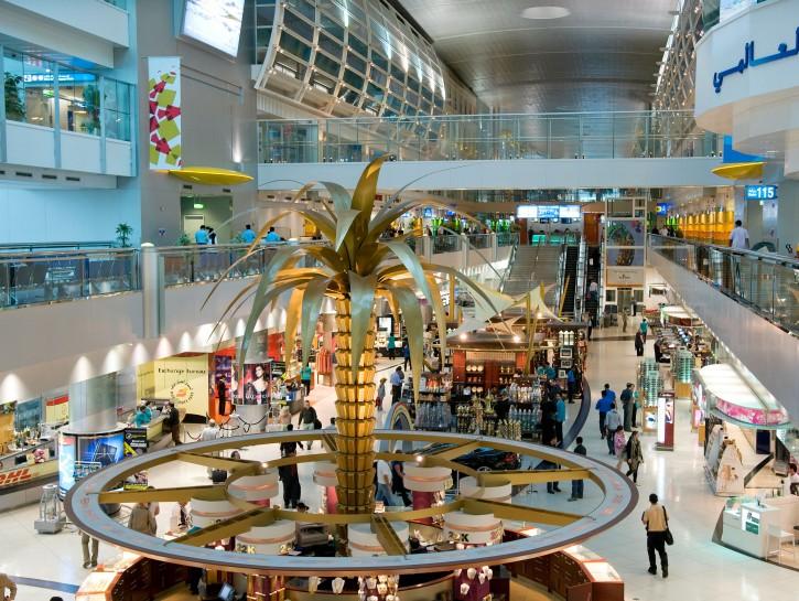 Aeroporto di Dubay