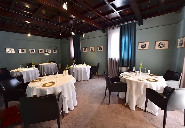 Un ristorante elegante