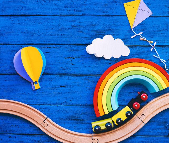 giochi montessori per imparare i colori