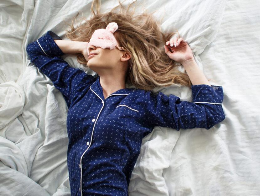 cose strane che succedono nel sonno